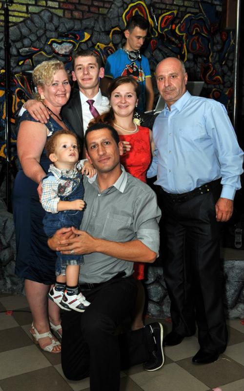 Безверха і родина